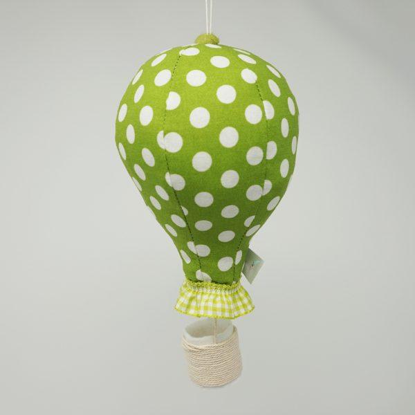 Verde pois bianchi