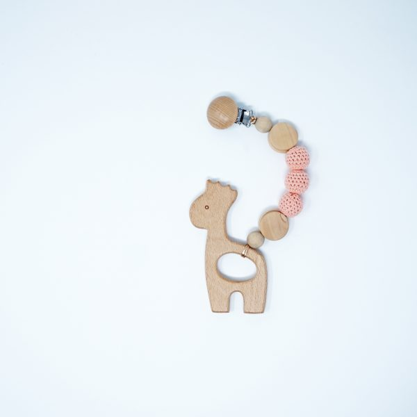 Giraffa rosa