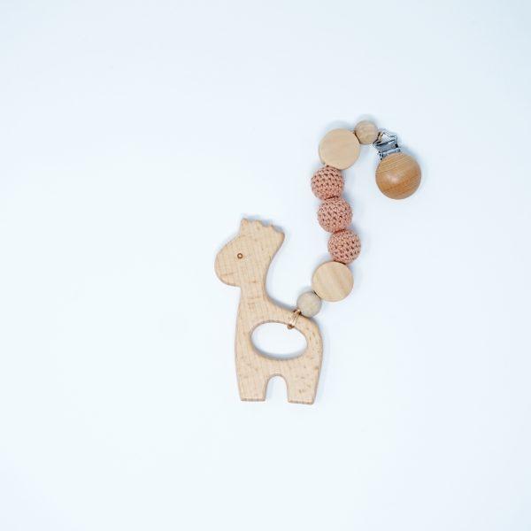 Giraffa marrone