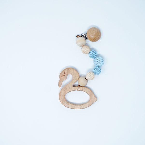 Fenicottero azzurro